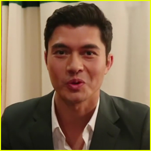 Henry Golding Assigns Superlatives to His 'Crazy Rich Asians' Co-Stars - Watch Now!