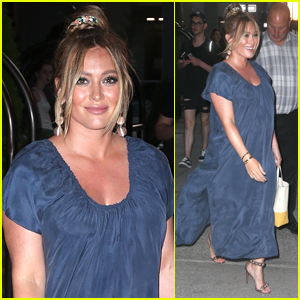 Hilary Duff Celebrates 'Younger' Season Finale in NYC!