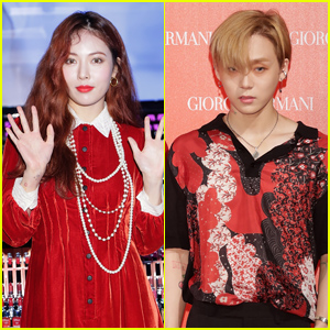 K-Pop Stars HyunA & E'Dawn Confirm They Are Dating!
