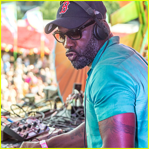 Idris Elba Hits the Stage to Headline at Elrow Town London Festival!