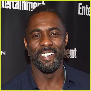 Idris Elba Seemingly Responds to James Bond Rumors