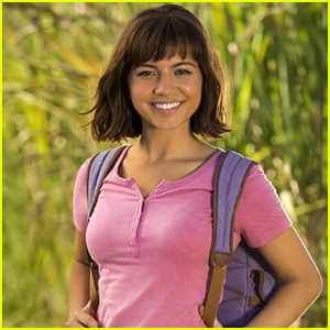 Isabela Moner Is Dora the Explorer in Live-Action Movie - See the First Look!