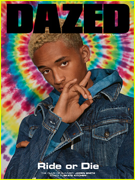 Jaden Smith Says People Treat Him Like He's Not a Normal Human