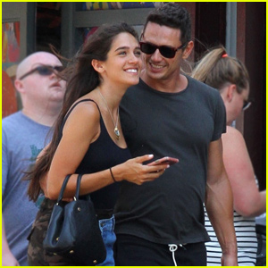 James Franco & Girlfriend Isabel Pakzad Show Some PDA During NYC Stroll