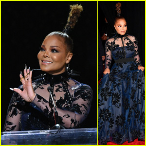 Janet Jackson Gets Honored at Black Girls Rock 2018!