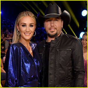 Jason Aldean & Wife Brittany Reveal Sex of Baby No. 2 - Watch the Reveal!