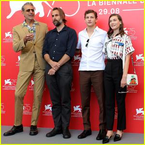 Jeff Goldblum Brings 'The Mountain' to Venice Film Festival, Says It's 'Brilliant Movie & Poetical'!