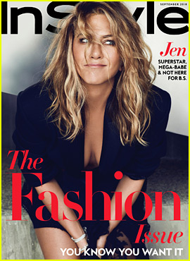 Jennifer Aniston on the Notion That She Can't Keep a Man & Is Heartbroken: 'Those Are Reckless Assumptions'