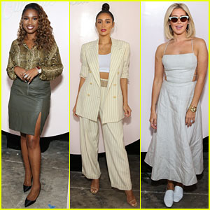 Jennifer Hudson, Shay Mitchell & More Create & Cultivate In Chicago