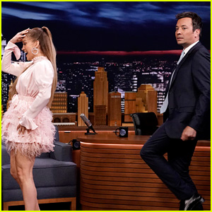 Jennifer Lopez Interrupts Interview for Dance Breaks with Jimmy Fallon!