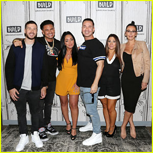 'Jersey Shore' Cast Opens Up About 'Family Vacation' Season 2!