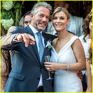 Real Housewives' Joanna Krupa Marries Douglas Nunes - See Photos!