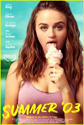 Joey King Stars in Trailer for Coming-of-Age Indie Flick 'Summer '03' - Watch Now!