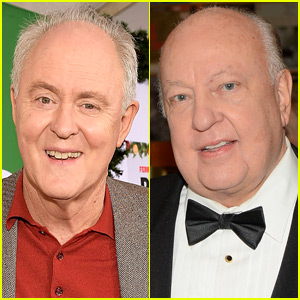 John Lithgow to Play Fox News' Roger Ailes in Movie About His Scandal