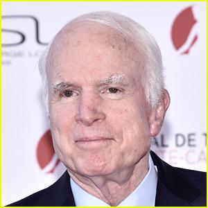 Senator John McCain Writes Final Letter to American People