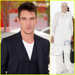Jonathan Rhys Meyers Joins 'The Aspern Papers' Cast at Venice Film Festival!