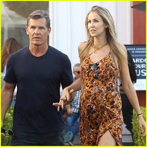 Josh Brolin & Pregnant Wife Kathryn Boyd Hold Hands in Malibu