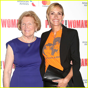 Julia Roberts Attends Performance of 'Pretty Woman: The Musical' on Broadway!