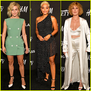 Julianne Hough, Kiersey Clemons, Rumer Willis & More Stars Attend Variety's Power of Young Hollywood Party