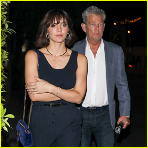 Katharine McPhee & Fiance David Foster Step Out to Celebrate Simon Cowell's Star on the Walk of Fame!