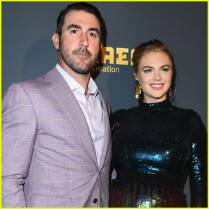 Kate Upton's Husband Justin Verlander Says She Saved Him During Battle With Depression