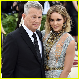 Katharine McPhee Didn't Know Who David Foster Was Before Meeting Him!
