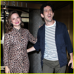 Katie Lowes Says Preparing for 'Waitress' Was the Hardest Thing She's Ever Done