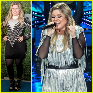 Kelly Clarkson Kicks Off US Open: 'I Love Opening for Serena Williams!''