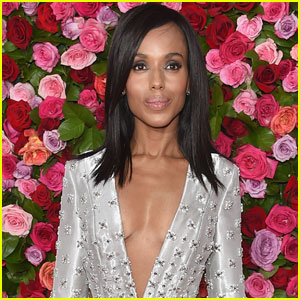 Kerry Washington Set to Star In & Produce Hulu Series 'Old City Blues'