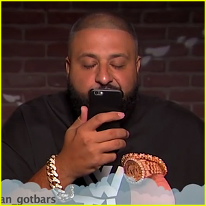 DJ Khaled, 50 Cent, Big Sean & More Read 'Mean Tweets: Hip Hop Edition' - Watch Now!