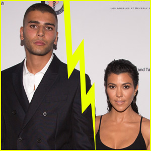 Kourtney Kardashian & Younes Bendjima Split (Report)