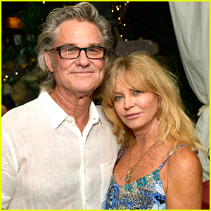 Kurt Russell & Goldie Hawn Couple Up for 'Wild Wild Country' Filmmaker Toast