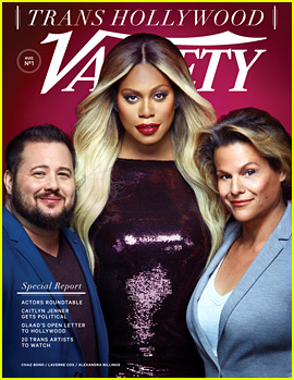Laverne Cox Says Cisgender Actors Can Play Transgender Characters If All Things Are Equal