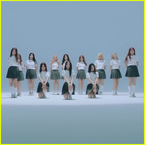 K-Pop Girl Group LOONA Release 'Favorite' Music Video - Watch Now!