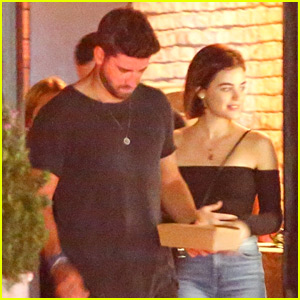 Lucy Hale & Ryan Rottman Have Dinner Date Out in Los Angeles