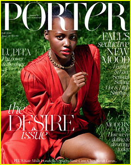 Lupita Nyong'o Explains Why No One Should Touch Her Hair