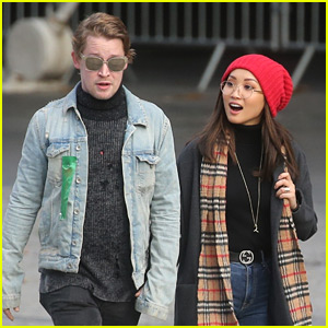 Macaulay Culkin Says He's 'Going to Put Some Babies' in Girlfriend Brenda Song