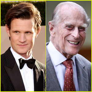 The Crown's Matt Smith Reveals That Prince Philip Is 'The Most Popular' of All the Royals with the Staff