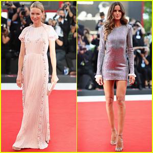 Naomi Watts & Izabel Goulart Support 'Roma' Cast at Venice Film Festival Premiere!