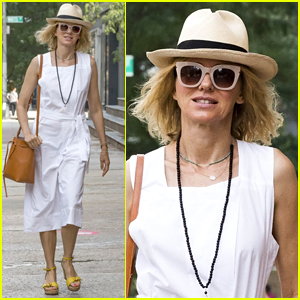 Naomi Watts Rocks the Chicest Summer Outfit in NYC!