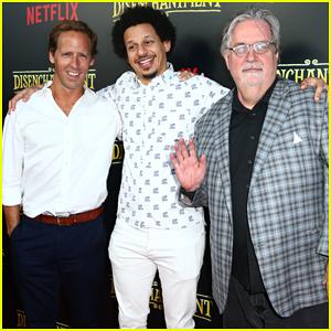 Nat Faxon & Eric Andre Premiere Netflix's 'Disenchantment' - Watch Trailer!