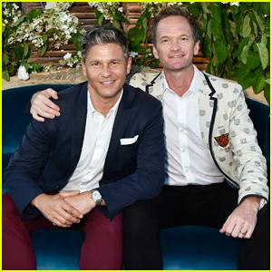 Neil Patrick Harris & David Burtka Celebrate 'Hamptons Magazine' Cover!