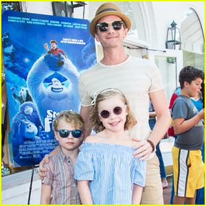 Neil Patrick Harris Has Sunday Funday with Twins at 'Smallfoot' Hamptons Screening!