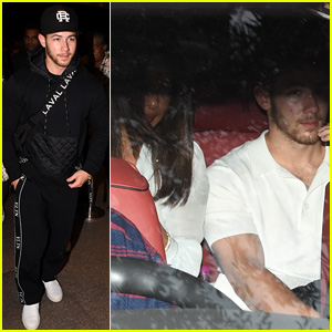 Nick Jonas Flies Out of India After Visiting Orphanage with Fiancee Priyanka Chopra