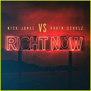 Nick Jonas: 'Right Now' Stream, Lyrics, & Download - Listen Now!