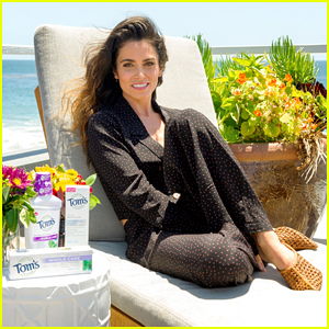 Nikki Reed Discusses Health & Wellness at Tom's of Maine Natural Summer Party