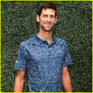 Novak Djokovic Says He's 'Very Ready' for the 2018 U.S Open!