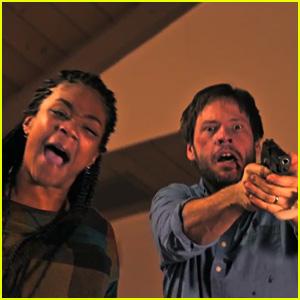 Ike Barinholtz & Tiffany Haddish Star in 'The Oath' - Watch the Trailer!
