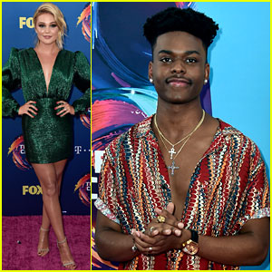 'Cloak & Dagger' Stars Support Their Summer Show at Teen Choice Awards 2018