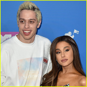 Pete Davidson Gives X-Rated Answer to Question About Being Engaged to Ariana Grande